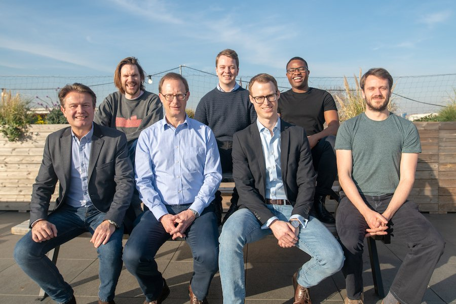BlackCurve Team Photo